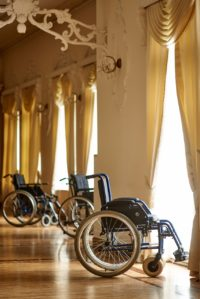 wózki inwalidzkie spera